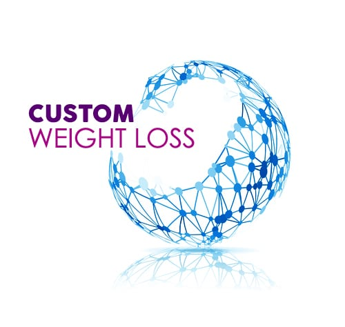 weight loss custom weight loss graphic