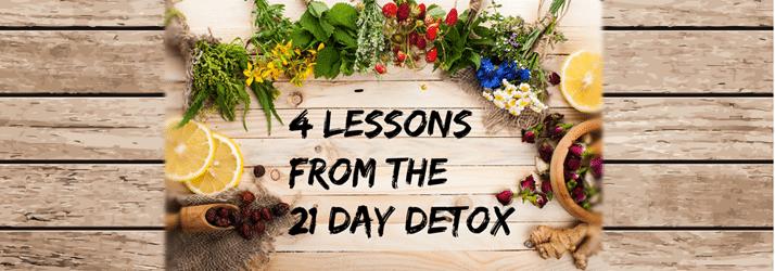 detox lessons