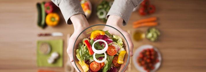 salad diabetes