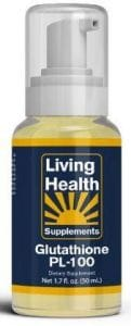 Living Health Glutathione