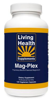 Living Health Supplements Mag Plex